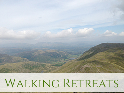 Qigong walking retreats